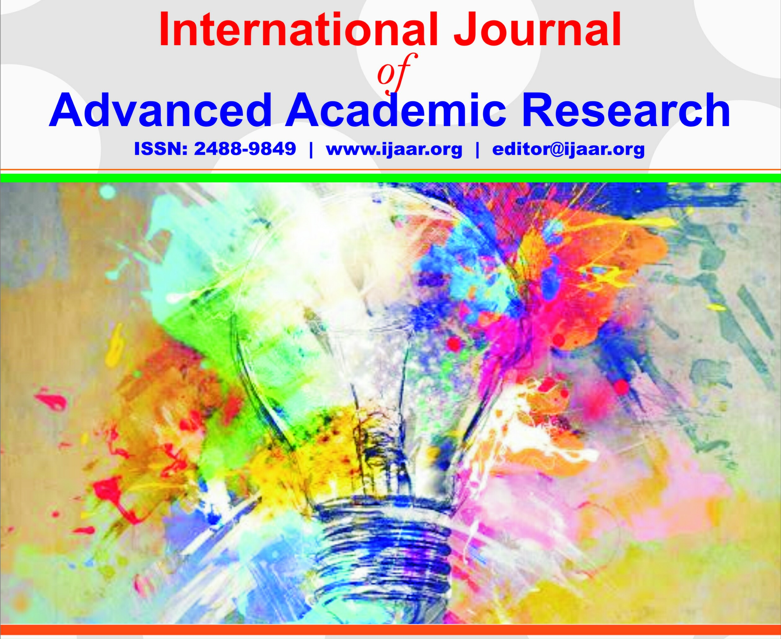 International Journal of Advanced Academic Research
